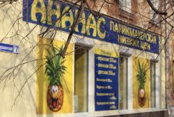 парикмахерская Ананас