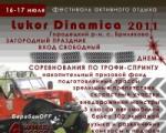 """Фестиваль активного отдыха """"Lukor Dinamica 2011"""""""