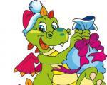 Каким будет год Дракона?новый год 2012